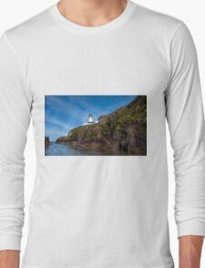 Fanad Head Lighthouse Long Sleeve T-Shirt