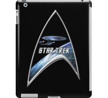 StarTrek Command Silver Signia Enterprise D iPad Case/Skin