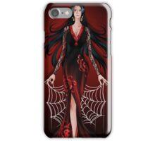 Black Widow Hancock iPhone Case/Skin