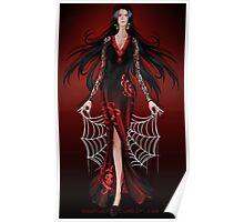 Black Widow Hancock Poster