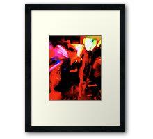 Body & Mind Groove Framed Print