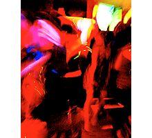 Body & Mind Groove Photographic Print