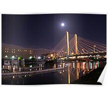 Tacoma Bridge Poster