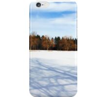 Cold And Crisp iPhone Case/Skin