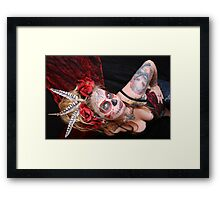 Another Ode to Sylvia Ji Framed Print