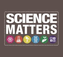 Science Matters Baby Tee