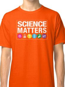 Science Matters Classic T-Shirt