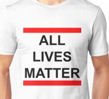 All Lives Matter Unisex T-Shirt
