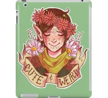 Cute and Weird iPad Case/Skin