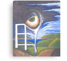 Eyefence Canvas Print