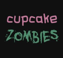 cupcake zombies text... by kangarookid