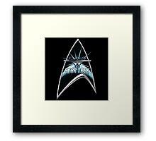StarTrek Command Signia Enterprise 2 Framed Print
