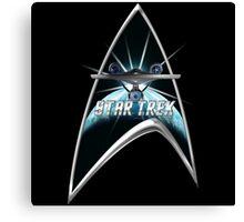 StarTrek Command Signia Enterprise 2 Canvas Print