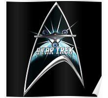 StarTrek Command Signia Enterprise 2 Poster