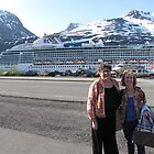 Alaska cruise with friends in 2009, Princess Line ( by Baba John Goodwin