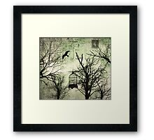 Give Me Peace on Earth Framed Print