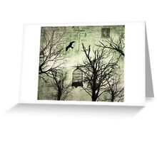 Give Me Peace on Earth Greeting Card