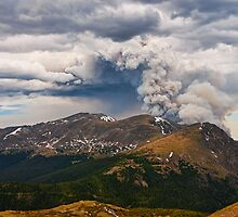 Fire On The Mountain by JimGuy
