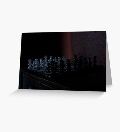 chess? Greeting Card