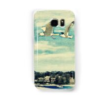 The Love of Flying Samsung Galaxy Case/Skin