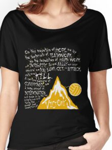Air Of Victory Women's Relaxed Fit T-Shirt