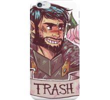 TRASH HAWKE iPhone Case/Skin
