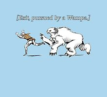 William Shakespeare's Star Wars: Exit, pursued by Wampa by RoguePlanets