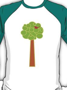 Little Bird in a Tree T-Shirt