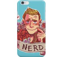 NERD NIGHT iPhone Case/Skin