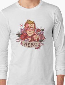 NERD NIGHT Long Sleeve T-Shirt