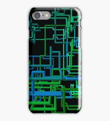 pipes iPhone Case/Skin