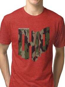 RecklessWear - Army  Tri-blend T-Shirt