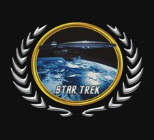 Star trek Federation of Planets excelsior by ratherkool