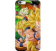 All Dragon Ball iPhone Case/Skin