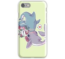 Sharky Smooches iPhone Case/Skin