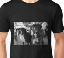 "Did Someone Said ""Presents"" ?  -Boxer Dogs Series- Unisex T-Shirt"