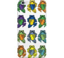 Acid Toads iPhone Case/Skin
