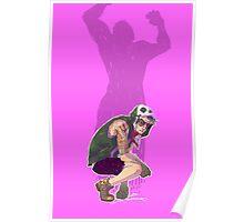 Punk!Bruce Poster