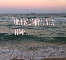 One Moment at a Time by ToddWilliams