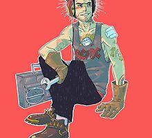 Punk!Stark by Cara McGee