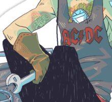 Punk!Stark Sticker
