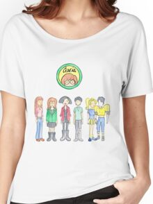 Daria and Friends Women's Relaxed Fit T-Shirt