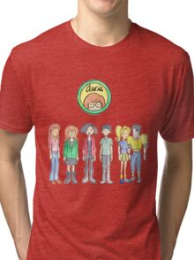 Daria and Friends Tri-blend T-Shirt