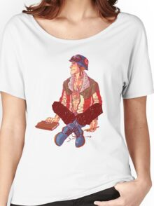Punk!Cap Women's Relaxed Fit T-Shirt