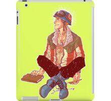 Punk!Cap iPad Case/Skin