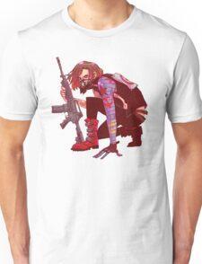 Punk!Winter Soldier Unisex T-Shirt