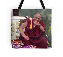 His Holiness the Dalai Lama - Washington D.C.  A.D.  2000 Tote Bag