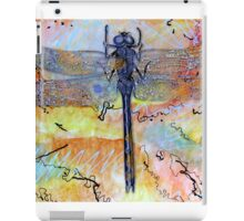 Once a Dragonfly iPad Case/Skin