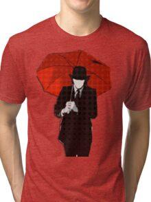 Mayday Parade Red Umbrella Tri-blend T-Shirt