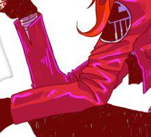 Punk!Black Widow Sticker